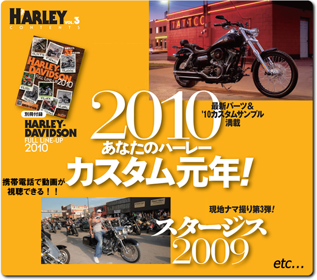 ビッグマシン11月号臨時増刊 Mr・HARLEY VOL.3